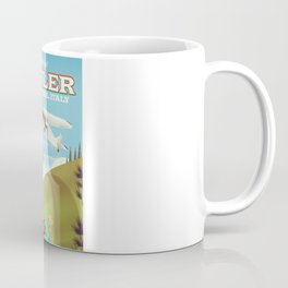 Ortler South Tyrol, Italy travel poster Coffee Mug