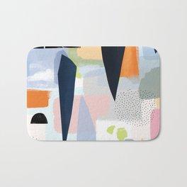 Luli Abstract Bath Mat