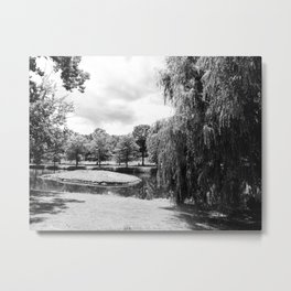 Mo' Monet, Mo' Problems Metal Print