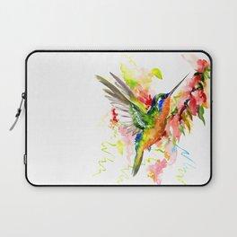Tropical Hummingbird Laptop Sleeve