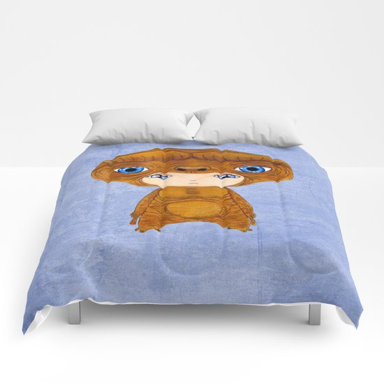 A Boy - E.T. the Extra-terrestrial Comforters