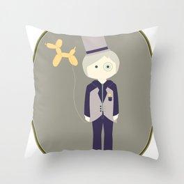 Hector Throw Pillow