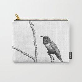 Allen's Hummingbird Carry-All Pouch