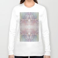marble Long Sleeve T-shirts featuring Marble by Iveta S.