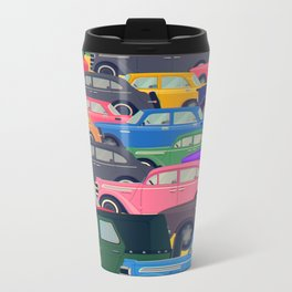 USSR traffic Metal Travel Mug