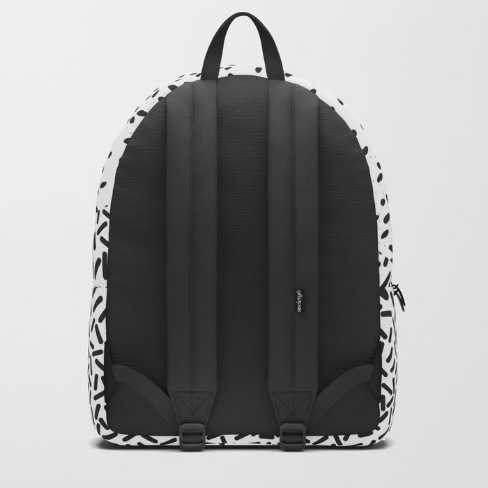 Moonlove Pattern Backpack