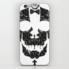 TML SKULLIFASHION iPhone & iPod Skin