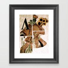 Greco  Framed Art Print