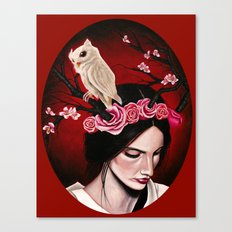 Rush of Blood to the Head Canvas Print