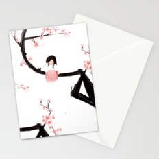 Gentle Blossom Stationery Cards