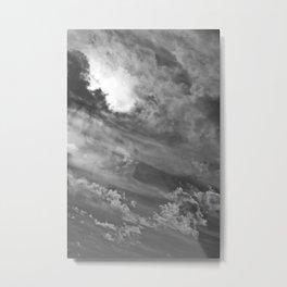 Brewing Storm XI Metal Print