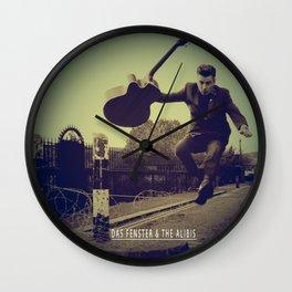 Das Fenster & the Alibis Wall Clock
