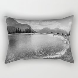 Biberwier, Austria Rectangular Pillow