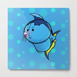My Squishy! Metal Print
