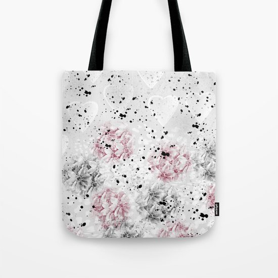 Flower Bouquet Tote Bag