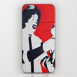 One Angry Clown  iPhone Skin