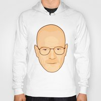 walter white Hoodies featuring Walter White by sknny