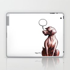 Talking Dogs Laptop & iPad Skin
