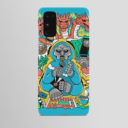 MF DOOM & Friends Android Case