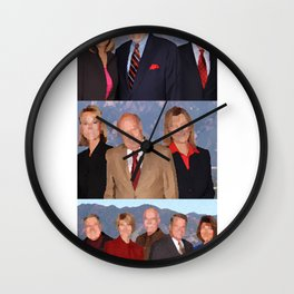 Eyewitness News Wall Clock