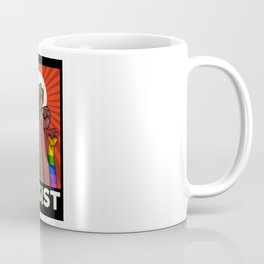 "Official ""RESIST"" Fists Coffee Mug"