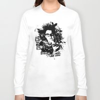 orphan black Long Sleeve T-shirts featuring Orphan Black - Welcome to the Trip by Annabelle Pickering