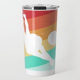 Volleyball Unicorn Volleyball player Travel Mug