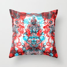 KYBALION Throw Pillow