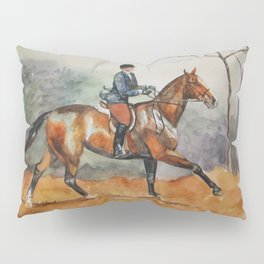 Fall Rider Pillow Sham