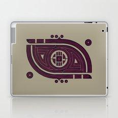 Neon Flux Laptop & iPad Skin
