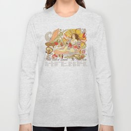 The Fifth Taste: Umami Long Sleeve T-shirt