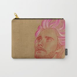 Fantasy in Pink Carry-All Pouch