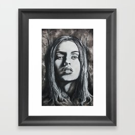 The Main Light Framed Art Print