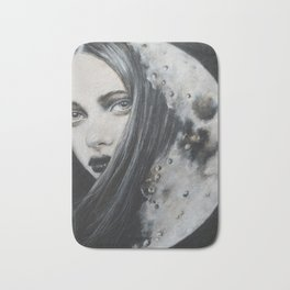 Weeping Heart and the Moon Bath Mat