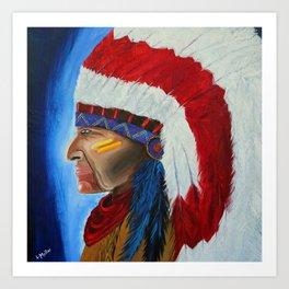 Qaletaqa Art Print
