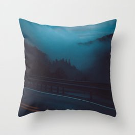 All Roads Lead Somewhere Throw Pillow