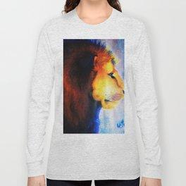 Technicolor King Long Sleeve T-shirt