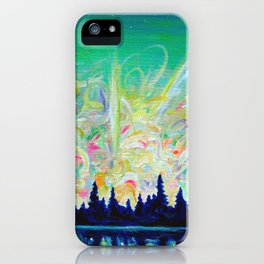 True North iPhone Case