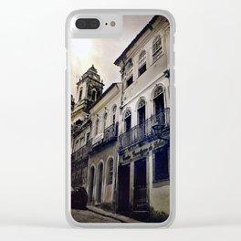 Centro da Bahia Clear iPhone Case
