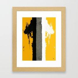 Topaz Eleven Framed Art Print
