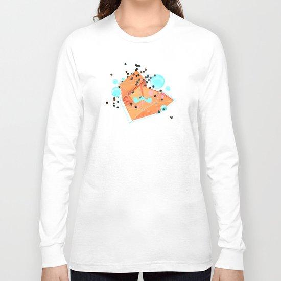 Cascade. Long Sleeve T-shirt