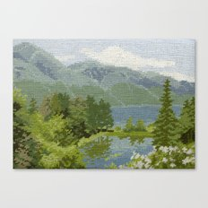 Found Tapestry Canvas Print