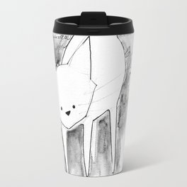 minima - deco cat Travel Mug