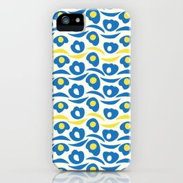 Geometrical Matisse 3 iPhone Case