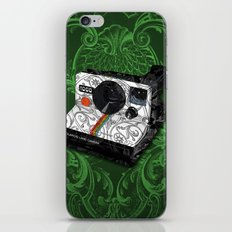 Horror Vacui - POLAROID iPhone & iPod Skin