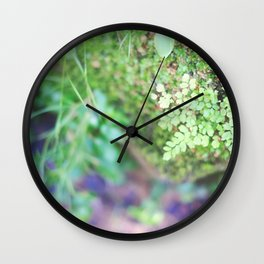 Life in the Undergrowth 02 Wall Clock
