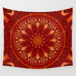 Mandala Shanti 1 Wall Tapestry