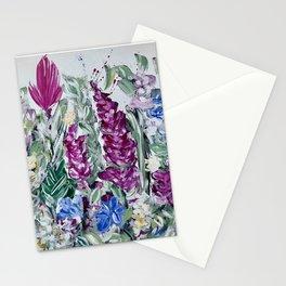 Pretty Wild Flowers Stationery Cards