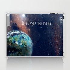 Beyond Infinity   Vacation Planet Laptop & iPad Skin