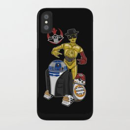 Beastie Droids iPhone Case
